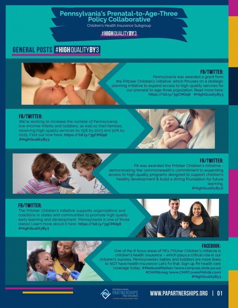 Pennsylvania's Prenatal-to-age-three Policy Collabrotive 001