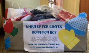 Warm It Forward With McKean County This Winter