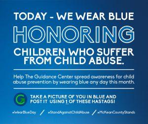 Wear Blue Day!