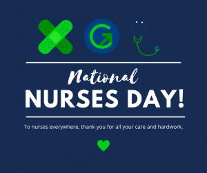 National Nurses Day!